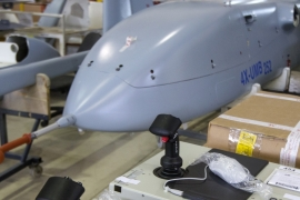 Israel has refused to comment on the claims that it destroyed one of its own drones [File/AFP]