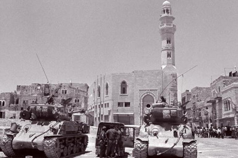 The Six-Day War, 48 years on   Middle East   Al Jazeera