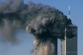 The 9/11 attacks resulted in the deaths of nearly 3,000 people [Reuters]