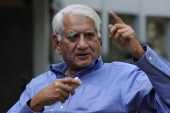 Visionary Indian architect Charles Correa [Reuters]