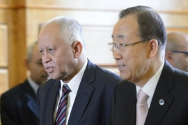 Yemen peace talks open in Geneva without Houthis