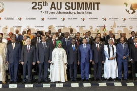 African Union in name only?