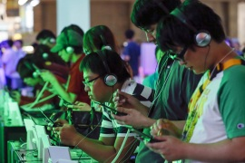 Japan sends youngsters for digital detox