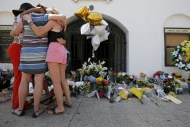 Americans mourn victims of Charleston gun massacre