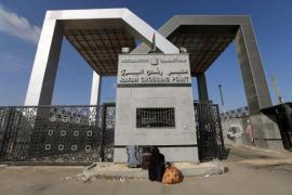 Gaza is under blockade by Israel, and Egypt has kept its Rafah crossing largely shut [EPA]