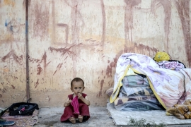 Refugee crises 'reflect world in chaos'