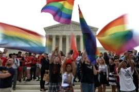 US Supreme Court rules in favour of gay marriage