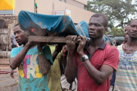 Three days of mourning over Ghana petrol station blast