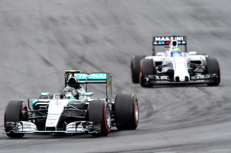 Rosberg won the Austrian GP last year as well [AFP]