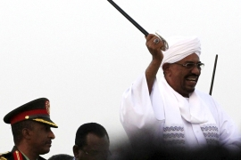 The diplomatic dispute erupted on June 15, when Sudan's President Bashir flew out of South Africa despite a warrant for his arrest [Reuters]