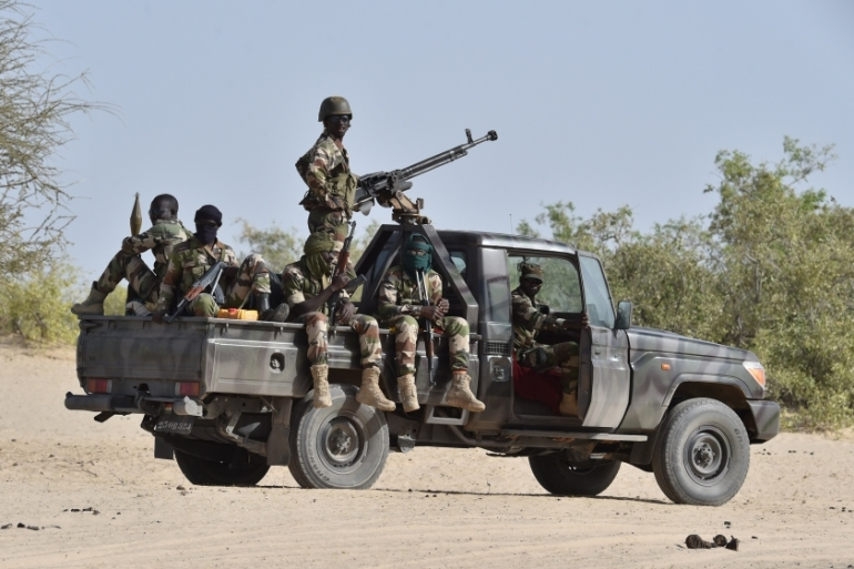 Nigerian army is moving headquarters to Maiduguri to boost offensive against Boko Haram strongholds [AFP]