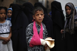 Yemen's children suffer collective trauma