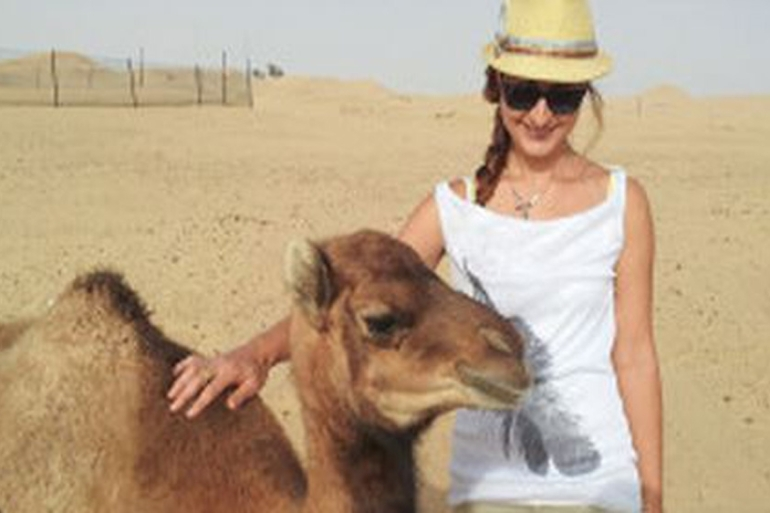 Magi said she moved to Abu Dhabi in 2012, where she taught Emirati women graphic design [jodimagi.com]