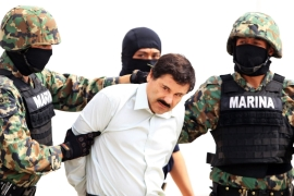 Guzman, head of the Juarez Cartel, also escaped from another maximum security prison in 2001 [File - AP]