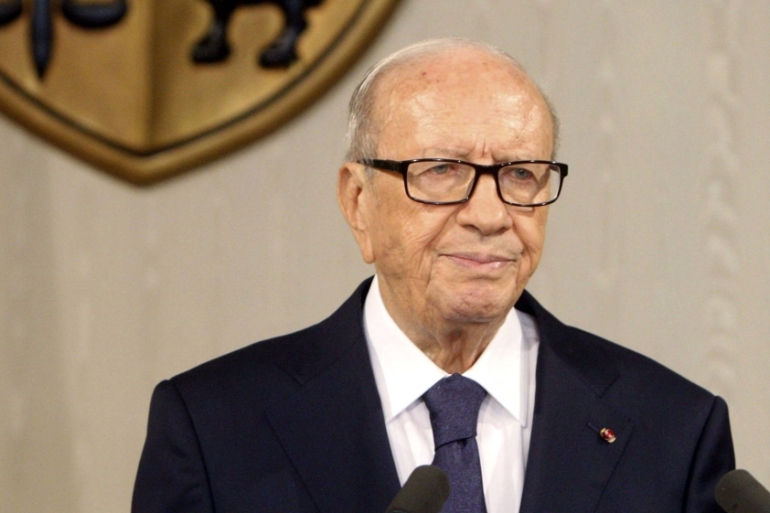 The ease with which Essebsi is manipulating the constitution sets a dangerous precedent, writes Sadiki [AP]