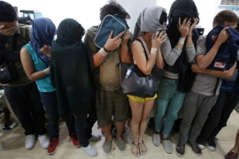 Philippine authorities crack down on child pornography