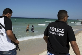 Tunisia claims destruction of group behind beach attack