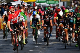 Greipel has won 10 individual stages on Tour de France [Getty Images]