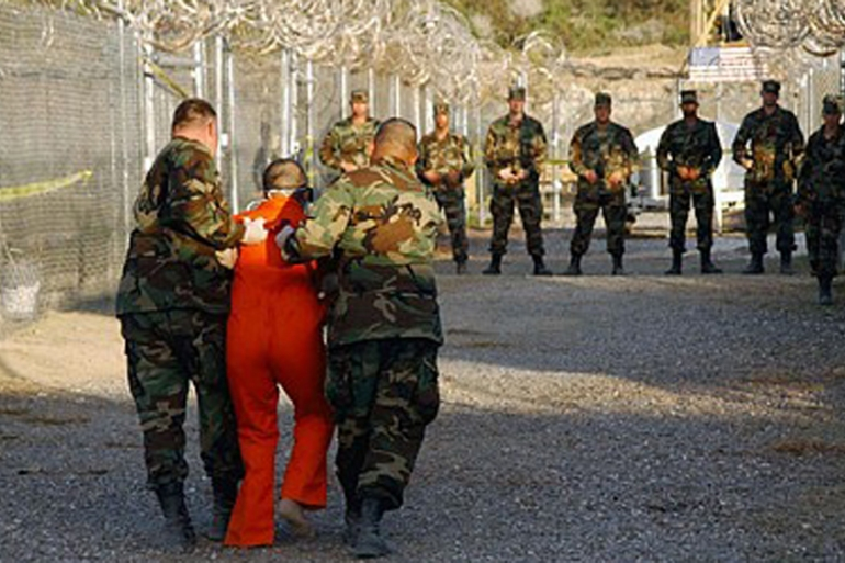 Officials have recently said they are looking for potential sites inside the US to hold Guantanamo prisoners [EPA]