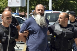 Kosovo arrested more than 40 people last year suspected of planning to travel to Syria [Reuters]