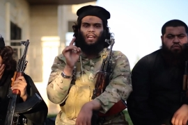 "ISIL fighters condemned Hamas for its dealings with Hezbollah, Iran and ""secularist"" groups [YouTube]"