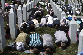 Remembering Srebrenica, two decades on