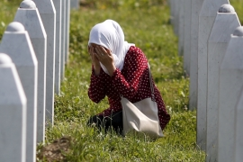 Srebrenica lives on in the suffering of others