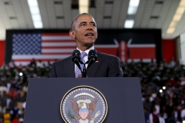Obama says 'no limits' to what Kenyans can achieve