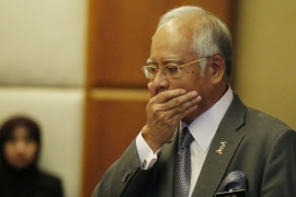 The unfolding scandals are the inevitable end point of the failure of Malaysian democracy, writes Mcauliffe [Getty]