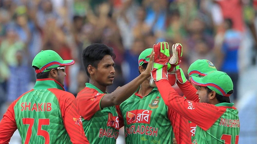 Bangladesh Seal Shock ODI Series Win Over South Africa