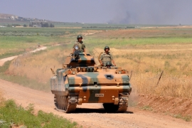 Kurdish offensive in Syria has Ankara on its toes