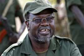 Exclusive interview: Machar on South Sudan peace deal