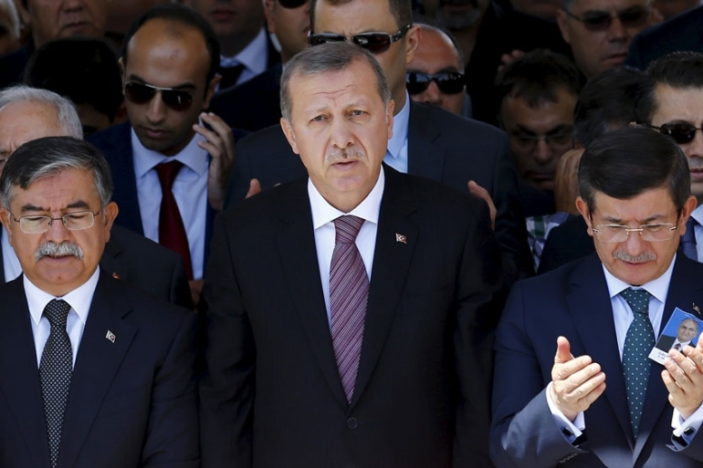 Even during his presidential campaign, Erdogan signalled that he would be a proactive president, writes Kanat [Reuters]