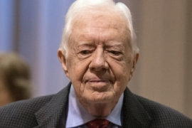 Jimmy Carter reveals cancer has spread to his brain