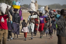 Most of the legitimate demands of South Sudanese communities could only be addressed through a permanent constitution, writes Maru [AP]