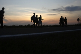 UN: Strategy needed to treat refugees with dignity