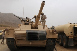 Saudi troops enter northern Yemen after Houthi clashes