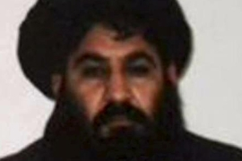 Mansoor is only the second leader the Taliban have had since Mullah Omar [Reuters]