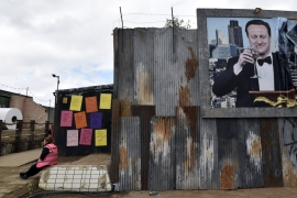 Banksy's 'Dismaland' draws curious crowds to UK resort