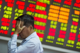 Black Monday: The great fall of China