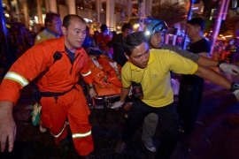 Thai police: Bangkok bomber did not act alone