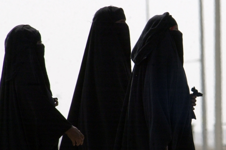 According to the Saudi Gazette, a third of the 1,263 voting centres are being set aside for female voters [AP]