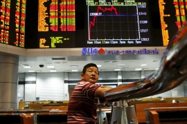 China cuts interest rates in latest bid to spur economy