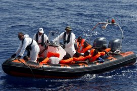 Libya has become infamous for people-smugglers promising passage to Europe in return for thousands of dollars [Reuters]