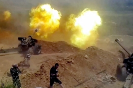 An earlier ceasefire on August 12 lasted three days before talks between rebels and Syrian forces failed [File: EPA]