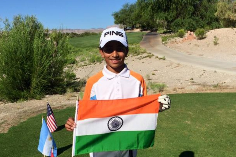 Jaglan has set his sights on breaking the 18-majors record once he turns professional [Shubham Jaglan]