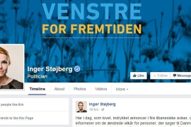 Integration Minister Inger Stojberg on her Facebook page said the new measures went into effect on Tuesday