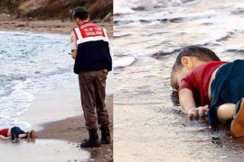 'If these images don't change Europe, what will?'
