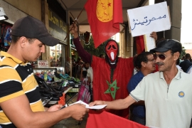 Morocco local elections test ruling party's popularity