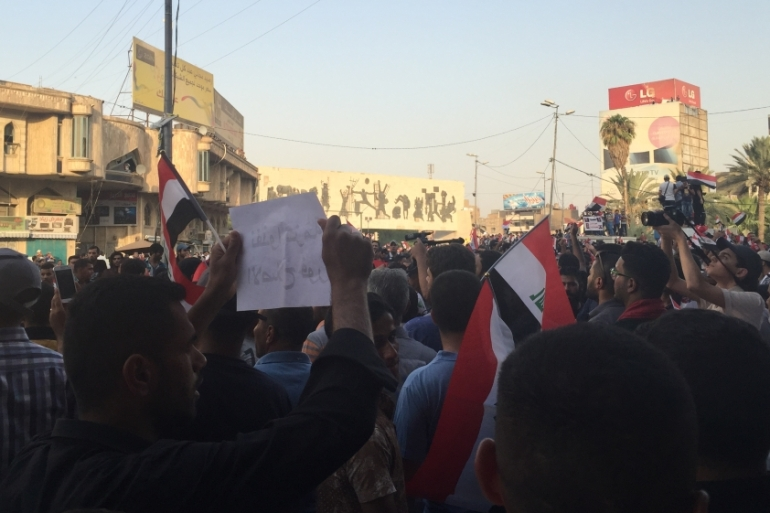 Iraq S Electricity Protests Expose Its Real Power Issue Iraq News Al Jazeera